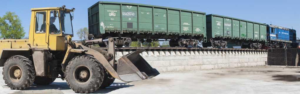 Предоставляем повышенные пути для выгрузки инертных грузов в шести регионах РФ.