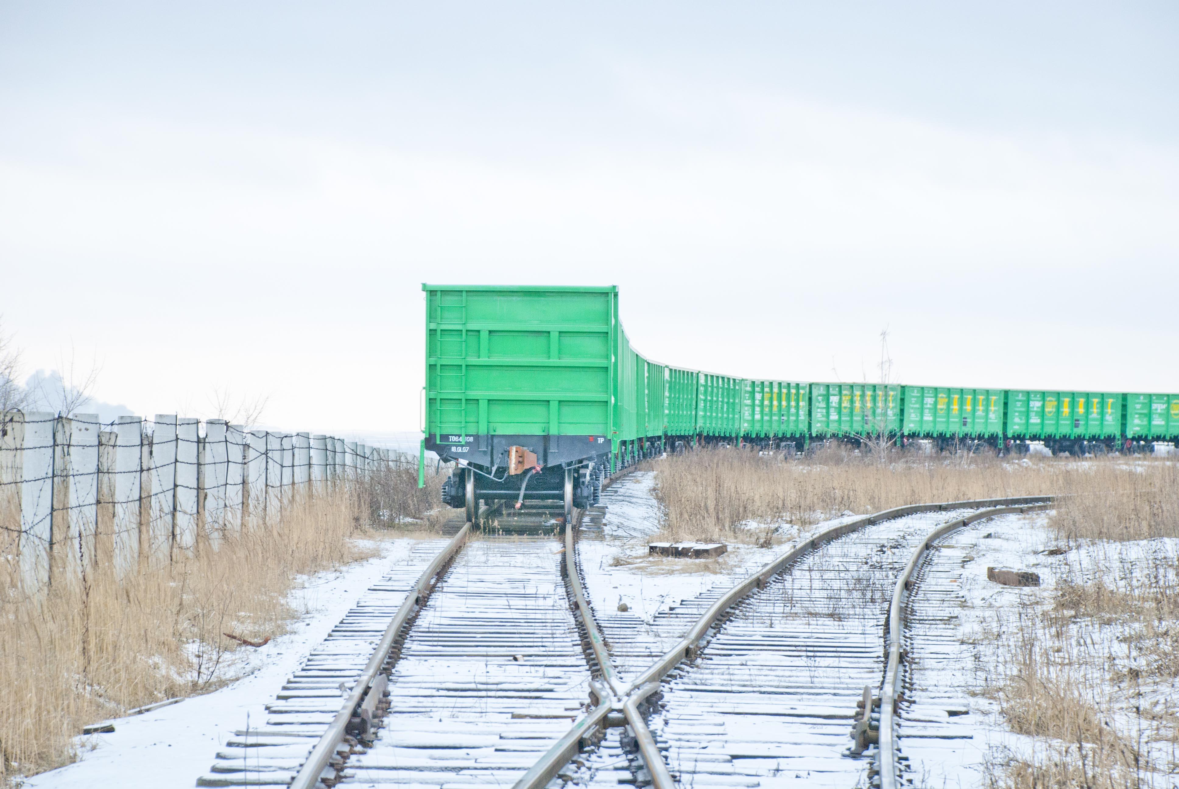 схема размещения груза в вагоне логистика